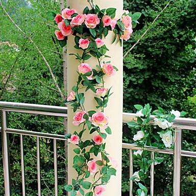 Plastikowy Roses Sztuczne Kwiaty
