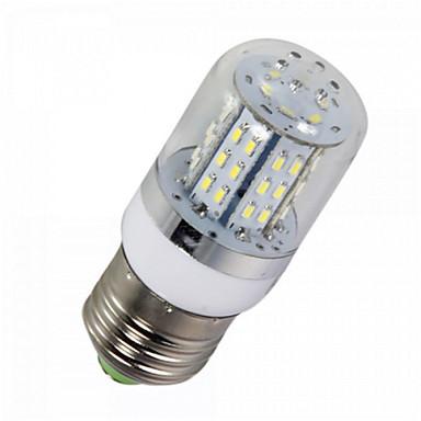 YWXLIGHT® 5W 450 lm E14 E26/E27 LED Mısır Işıklar T 48 led SMD 3014 Kısılabilir Dekorotif Sıcak Beyaz Serin Beyaz AC 12V DC 12V