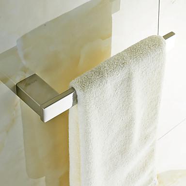 Pyyhetanko Nykyaikainen Ruostumaton teräs 1 kpl - Hotelli kylpy 1-pyyhepalkki