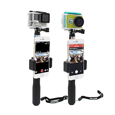 Telescopic Pole Monopod All in One For Action Camera All Gopro Gopro 5 Gopro 4 Black Gopro 4 Session Gopro 4 Silver Gopro 4 Gopro 3 Gopro