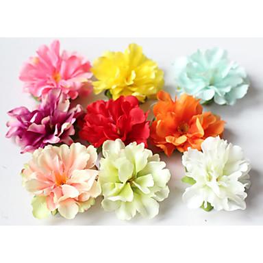 Женский Ткань Заставка-Свадьба Особые случаи На каждый день Цветы 1 шт.