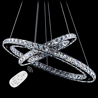 Chandelier Ambient Light - Crystal, LED, 110-120V / 220-240V, Warm White / Cold White, LED Light Source Included / 10-15㎡