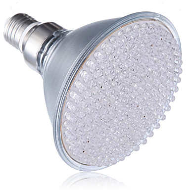 E26/E27 LED rasvjeta za uzgoj biljaka 168 Visokonaponski LED 800LM lm Crveno Plavo K Ukrasno AC 220-240 V
