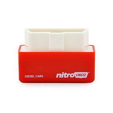2016 nye ankomst diesel nitroobd2 chip tuning box plug and drive grensesnitt for diesel