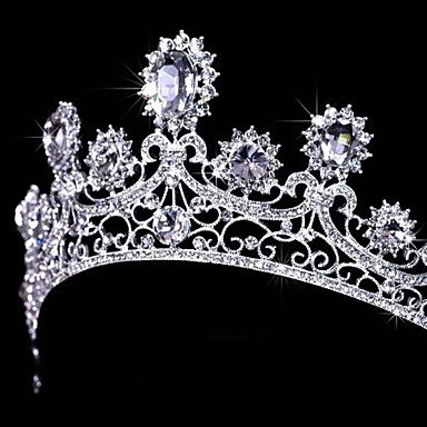 Korean morsiamet kuningattaren kruunu uusi high end häät koruja