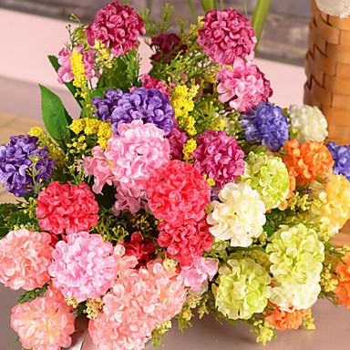 Silkki / Muovi Krysanteemi Keinotekoinen Flowers