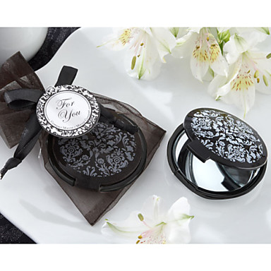 Wedding Anniversary Engagement Party Bridal Shower Birthday Party Tea Party Bachelor's Party Baby Shower Hard plastic Compacts Asian