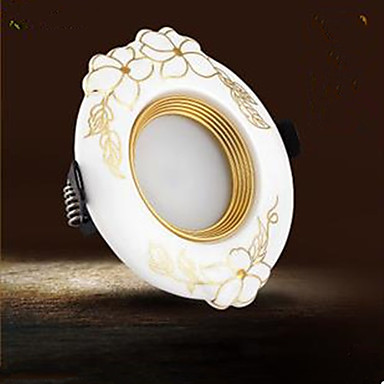 9005 LED Downlights 5 SMD 5730 100lm Warm White Cold White Cold White6400K   Warm White 3000K Decorative AC 85-265V