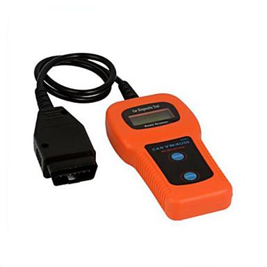 Memoscan U281 Automotive CAN BUS OBDII OBD2 Self Diagnose Code Reader Scanner Tool