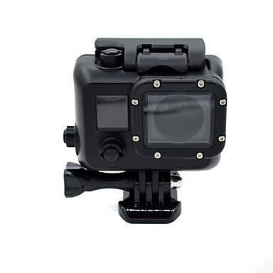 Protective Case Screw Waterproof Housing Case Mount / Holder Waterproof For Action Camera Gopro 4 Gopro 3 Gopro 3+ Plastic