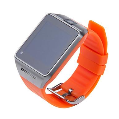Smartklokke iOS / Android Pekeskjerm / Pedometere / Video Søvnmonitor / Kamera / Compass / Håndfri bruk / Beskjedkontroll