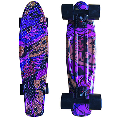 Normál Skateboards PP (Polypropylene) Koponya minta