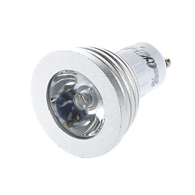 YouOKLight 260 lm E14 GU10 LED szpotlámpák G50 1 led Nagyteljesítményű LED Távvezérlésű Dekoratív RGB AC 220-240V AC 110-130V