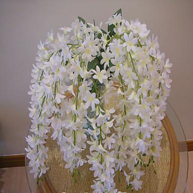 Artificial Flowers 1pcs Branch Modern Style Plants Tabletop Flower