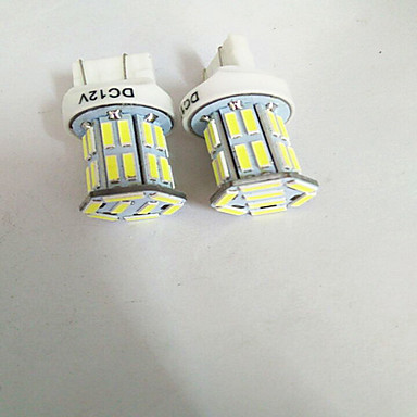 2pcs T20(7440,7443) Car Light Bulbs SMD 7020 800-900 lm 32 Turn Signal Light For universal