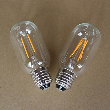 1pc E26 / E27 / E27 T45 Warm White 100-240 V / 220-240 V