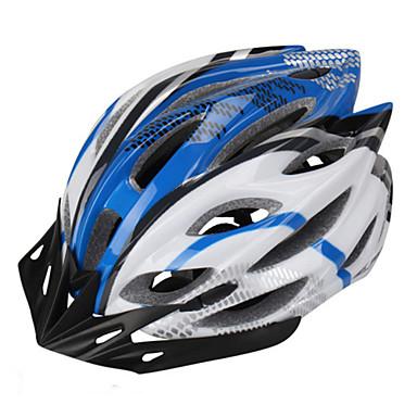Unisex - Dağ / Spor - Dağ Bisikletçiliği / Yol Bisikletçiliği / Tırmanma - Kask (Beyaz / Pembe / Siyah / Others , PC / EPS / PVC) 22