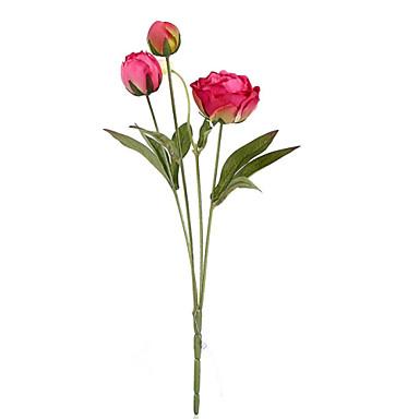 Selyem Bazsarózsák Művirágok