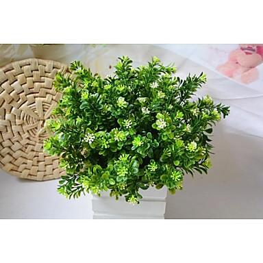 Plastik Bitkiler Yapay Çiçekler
