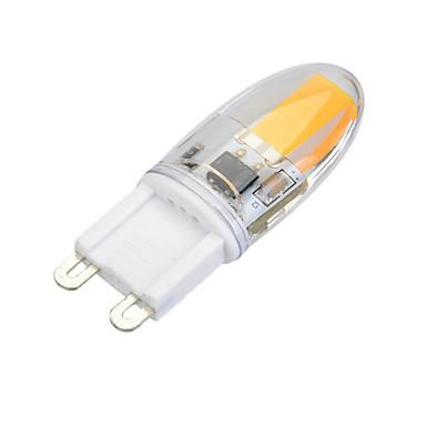 G9 LED Bi-pin Lights Recessed Retrofit 1 Integrate LED 200-300 lm Warm White Cold White 3500/6500 K Dimmable Decorative AC 220-240 V