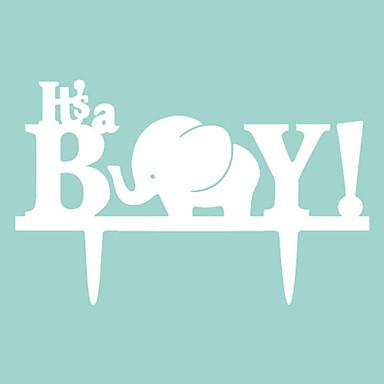 Pasta Üstü Figürler Klasik Tema Peri Masalı Teması Monogram Arkilik Düğün Yıldönümü Doğumgünü Çeyiz Görme Gençlik Partisi Bebek duşu ile 1