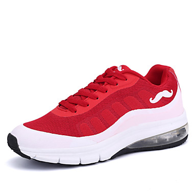 Women's Hiking Shoes Synthetic Black / Red / White