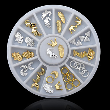 1 Nail Jewelry Klasik Karikatür Sevimli Günlük Klasik Karikatür Sevimli Yüksek kalite