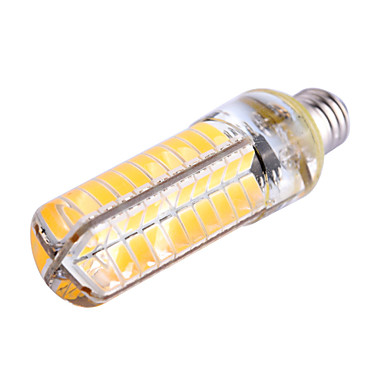 YWXLIGHT® 1200 lm E14 E17 G8 E12 LED Mais-Birnen T 80 Leds SMD 5730 Abblendbar Dekorativ Warmes Weiß Kühles Weiß Wechselstrom 110-130V