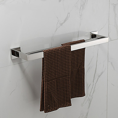 1 pc Contemporary Stainless Steel Towel Bar / Bathroom
