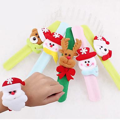de hand gesp kerst armband bal kerst cadeau kleur willekeurige