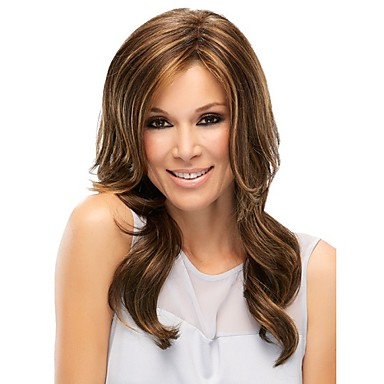 Synthetic Wig Curly Women's Capless Synthetic Hair