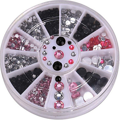 1 Nail Jewelry Classic Punk Daily Classic Punk High Quality