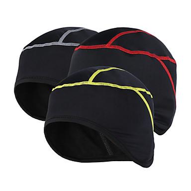 Arsuxeo Helmet Liner Hat Winter Thermal / Warm Breathable Static-free Cycling / Bike Unisex Elastane Fleece Terylene