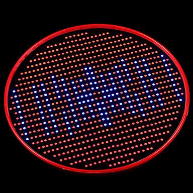 1000 lm Growing Light Bulbs 800 leds Blue Red AC 85-265V
