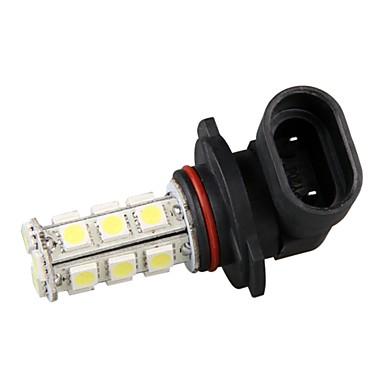 2db autó auto H10 / 9145/9005 / HB3 ködlámpa fényszóró izzót fehér fény 18 SMD LED-ek világítanak 12v
