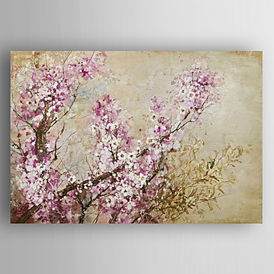 Oil Painting Hand Painted - Still Life Modern Canvas