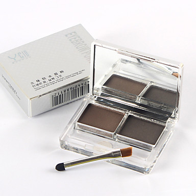 YCID® Two Color Lasting Nature Waterproof Eyebrow Powder Cosmetic Beauty Care Makeup for Face