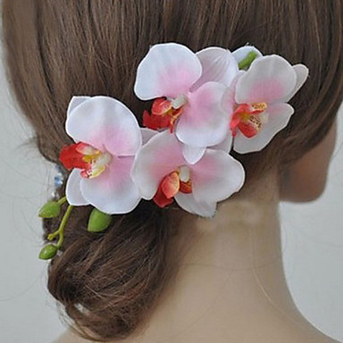 Z&X® Fashion Exquisite Flowers Alloy Headbands Wedding /  Party / Daily 1pc