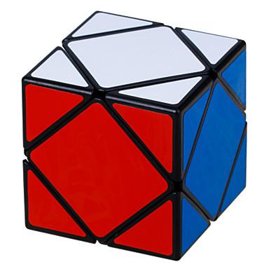 Rubiks kube Shengshou Alien Skewb Terning Skewb Cube Glatt Hastighetskube Magiske kuber Kubisk Puslespill profesjonelt nivå Hastighet Gave