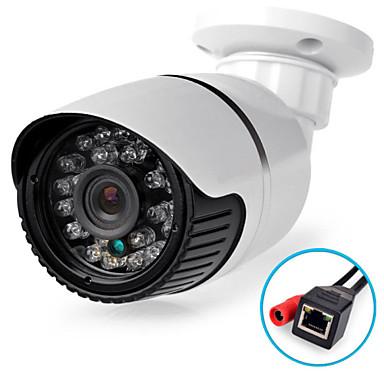 CCTV sony cms 24db LED-ek IR-cut beltéri bullet ip biztonsági kamera 2.0MP 1080 p2p hálózat biztonsági IP kamera