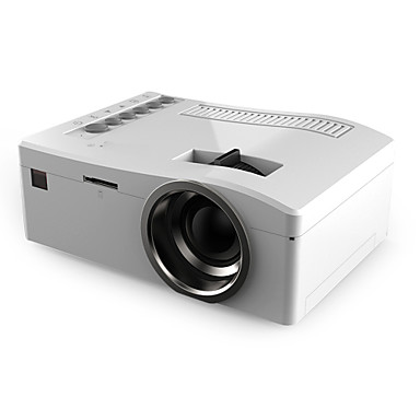 UNIC UC18 LCD 홈 씨어터 프로젝터 320 * 180ProjectorsLED 800