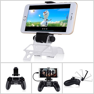 P4-CL0001 Bluetooth Stand For PS4 / Sony PS4 ,  Mini / Novelty Stand ABS 2 pcs unit