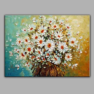 Hang oslikana uljanim bojama Ručno oslikana - Mrtva priroda Rustikalni Platno