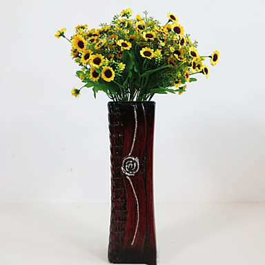 Simulation Flower 28 Heads the Sun Sunflowers Simulation Flower Decorative Furnishing Articles