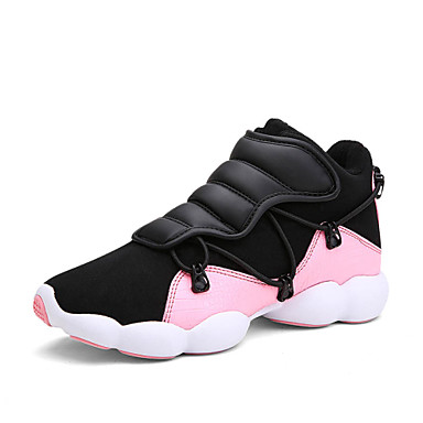 Running Shoes Men's  Synthetic / Suede Black / Blue / Pink