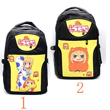 Çanta Esinlenen Himouto Cosplay Anime Cosplay Aksesuarları Çanta / sırt çantası Sarı Makromoleküler Malzeme Erkek