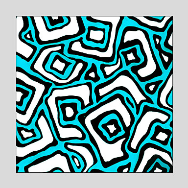 Oil Paintings Modern Abstract  Canvas Material with Stretched Frame Ready To Hang Size 70*70CM