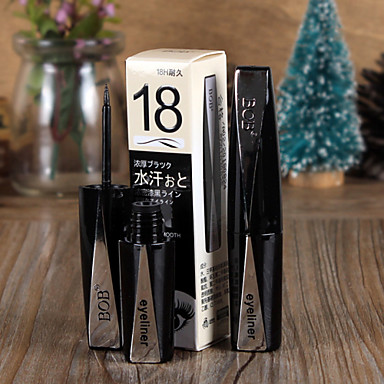 1Pcs Genuine BOB Clea Liquid Eyeliner Smooth Easy To Color Lasting Waterproof Quick Drying Not Dizzy
