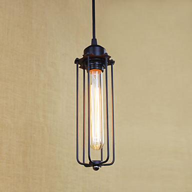 Pendant Light Ambient Light - Mini Style, 90-240V / 110-120V / 220-240V, Yellow, Bulb Included