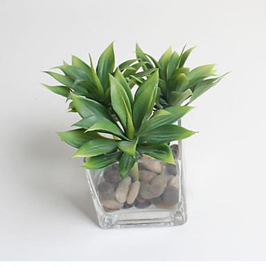 szimuláció trópusi növények halhatatlan fű mesterséges növények friss stílus